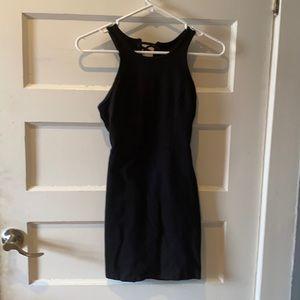 Spandex LBD tank dress Size XS
